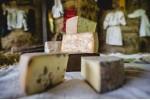 Brânză maturată cu chimen - 250 gr