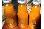Nectar din caise  și suc de mere. Fără zahăr! - 330 ml