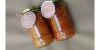 *Zacusca taraneasca cu vinete